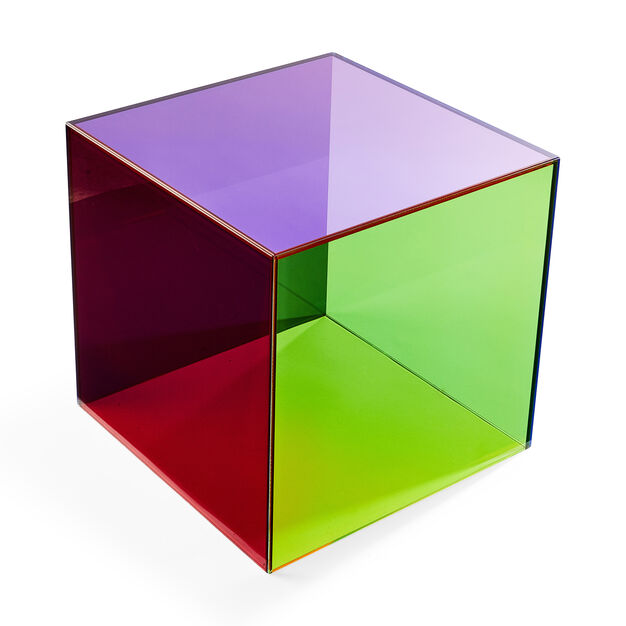 Luce Side Table in color