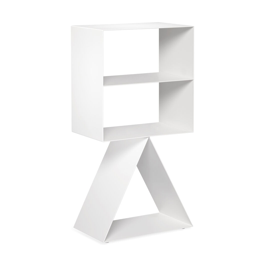 Picto Shelf Side Table in color