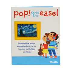 Pop Goes the Easel in color