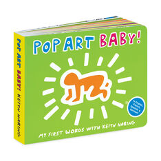 Keith Haring: Pop Art Baby! in color
