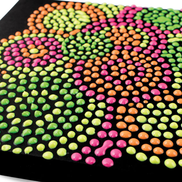 Dot-a-Lot Neon Paint Set in color