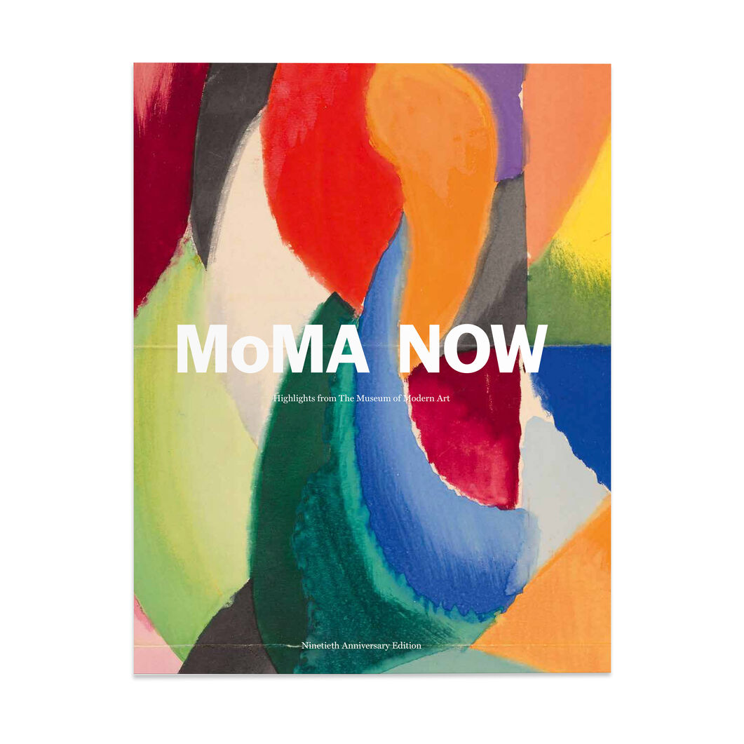 MoMA Now: 375 Works from The Museum of Modern Art, New York - Hardcover in color