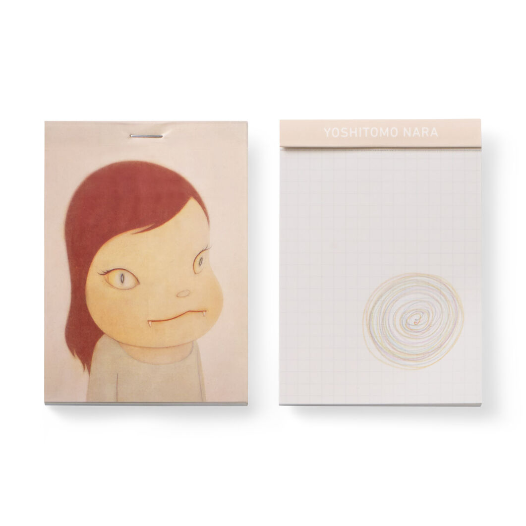 Yoshitomo Nara: Small Notebook in color