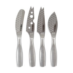 Monaco+ Mini Cheese Knife Set of 4 in color