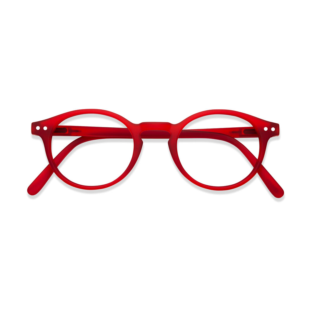 IZIPIZI Screen Readers #H in color Red