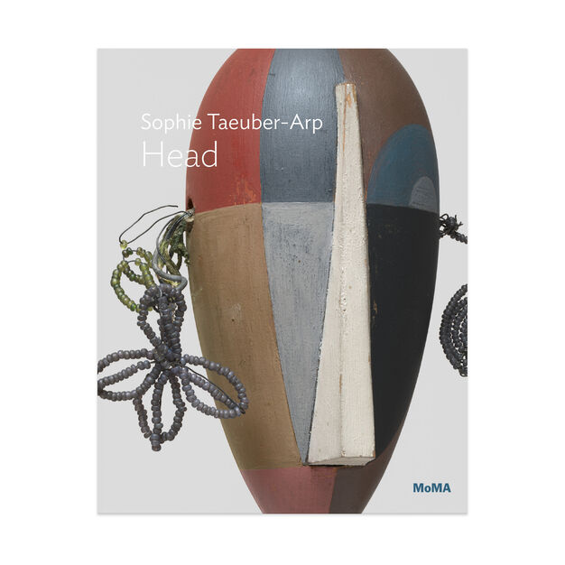 Sophie Taeuber-Arp: Head - Paperback in color