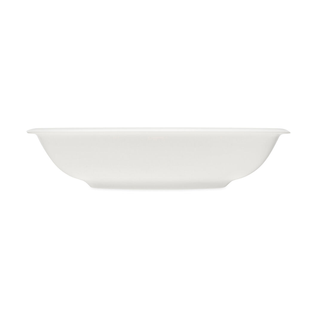 Iittala Raami Porcelain Deep Plate in color