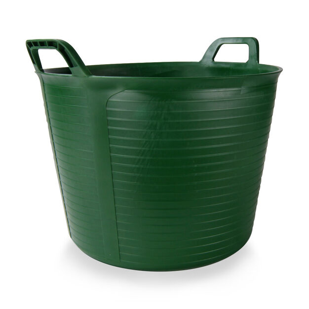 Flextub 40L Bucket in color Green