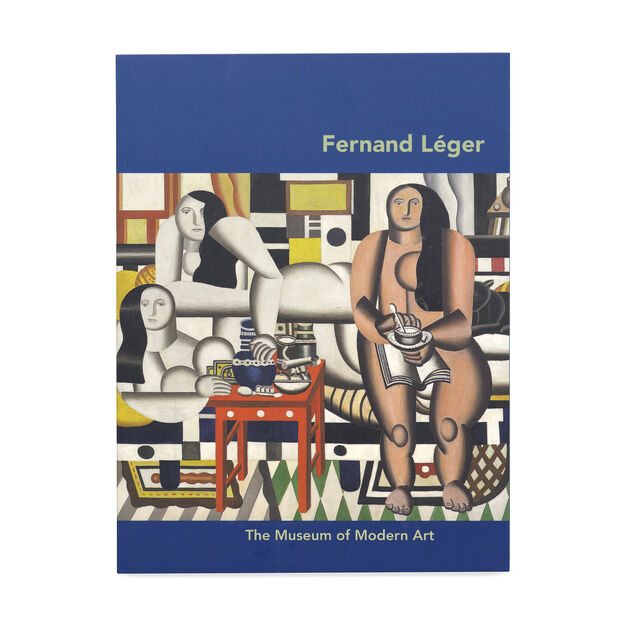 Fernand Léger (PB) in color