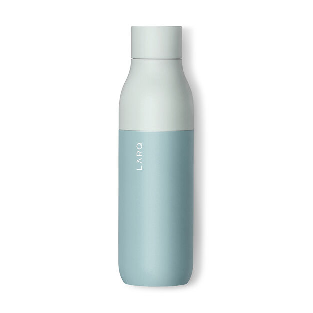 LARQ Self-Cleaning UV Water Bottle in color Mint