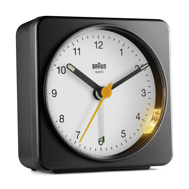 Braun BN-BC03 Desk Alarm Clock in color