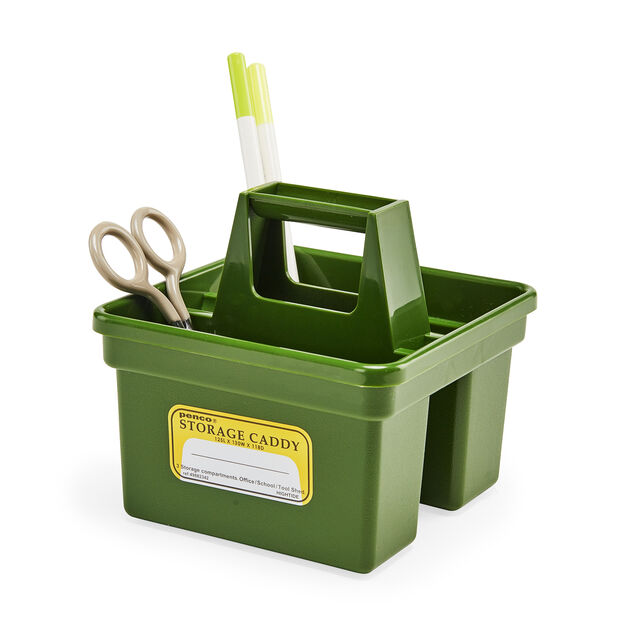 Hightide Small Storage Caddie in color Green