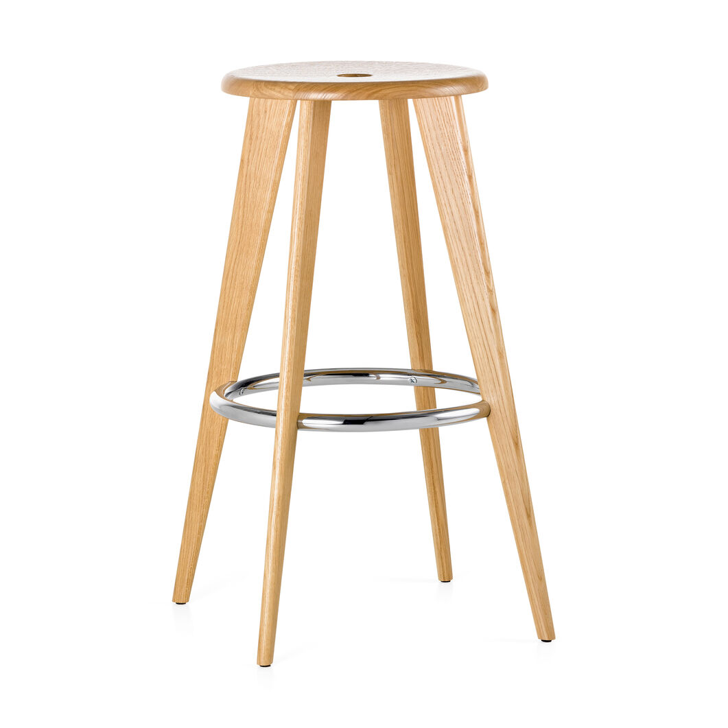 Tabouret Haut in color Natural