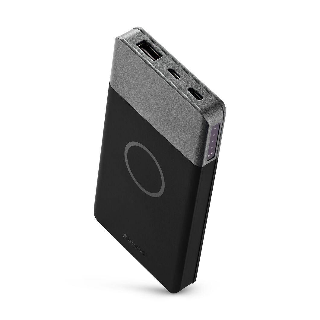 Air Plus Wireless Power Bank in color
