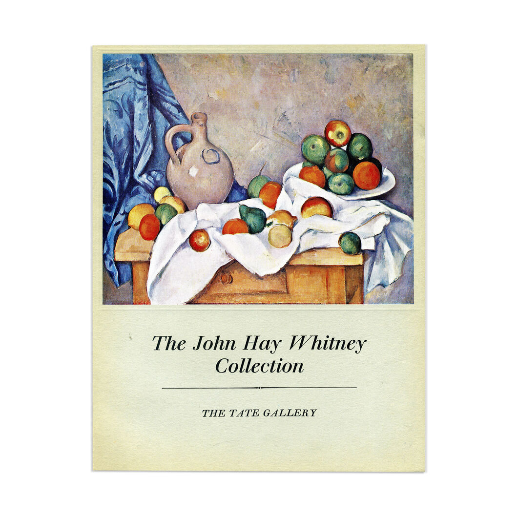 The John Hay Whitney Collection (Tate) - Paperback in color