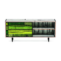 WrongWoods Credenza in color