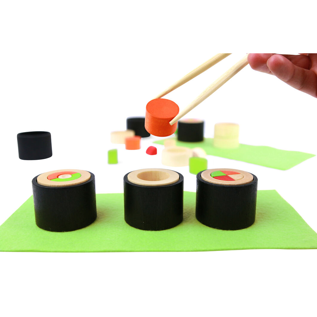 Makemaki Sushi Game in color