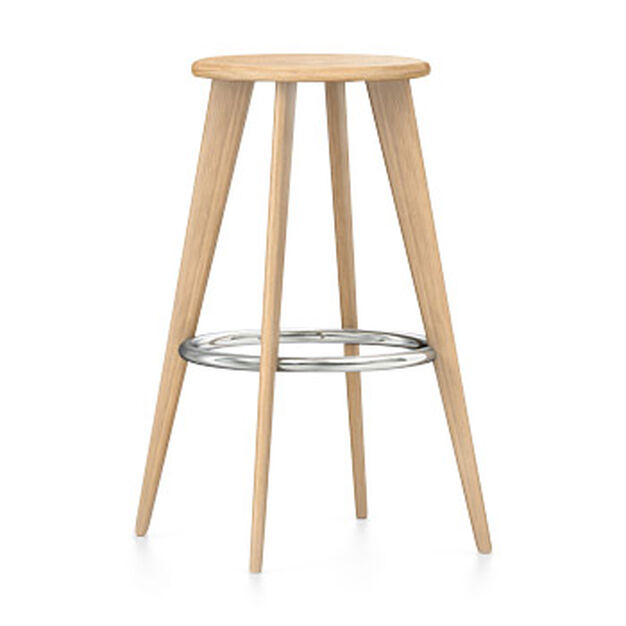 Tabouret Haut in color Oak