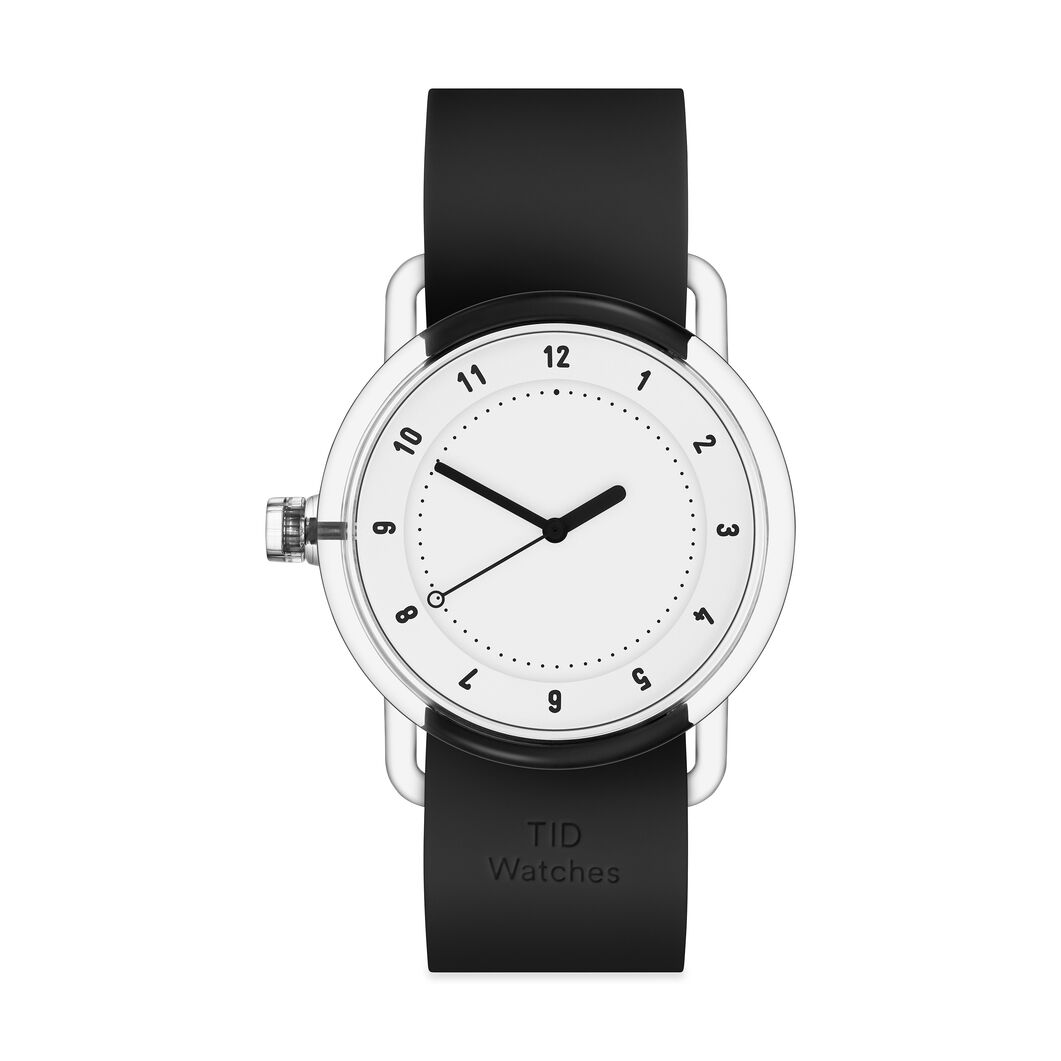 TID Watch No. 3 in color White
