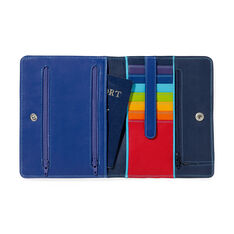 Rainbow Wallet Bag in color