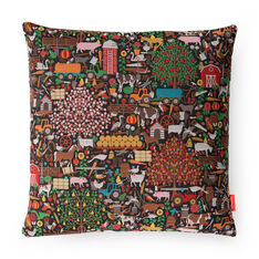 Maharam Bavaria Pillow in color