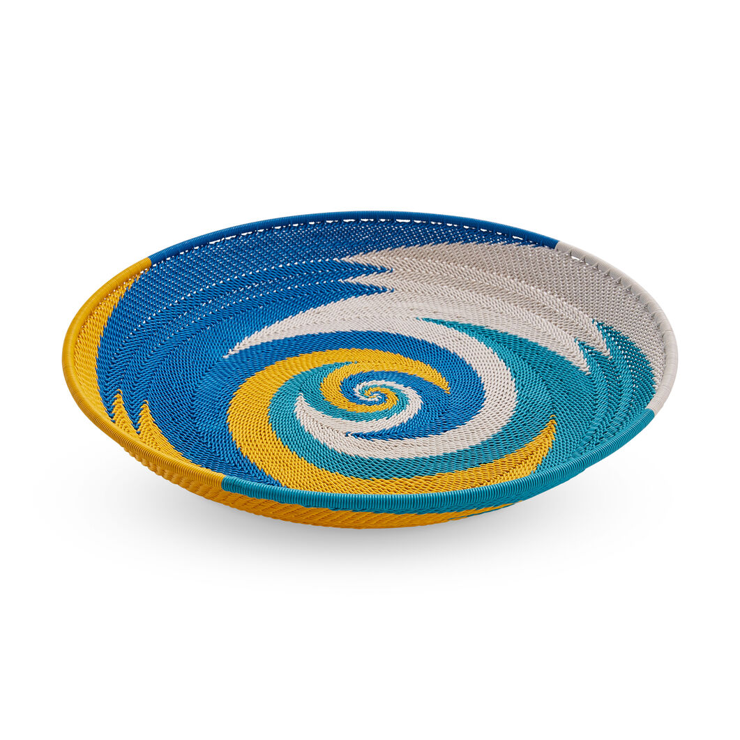 Telephone Wire Tray in color