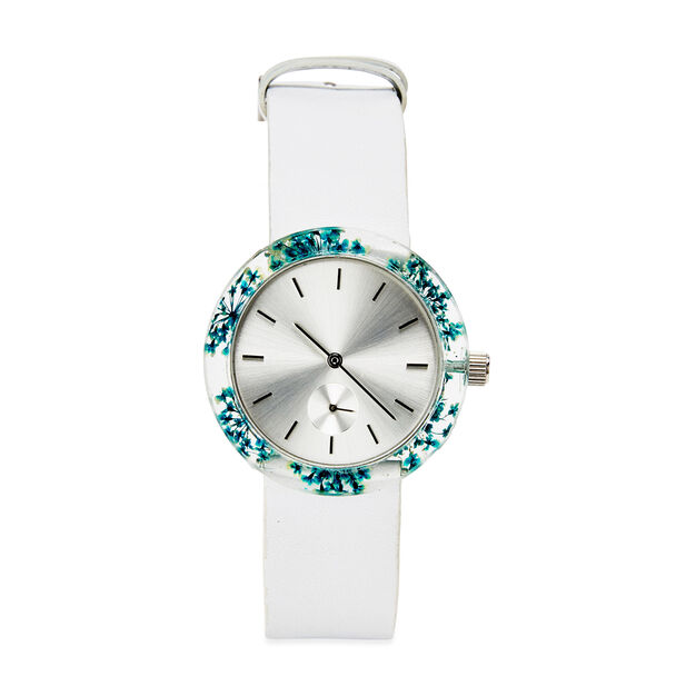 Blue Botanist Watch in color