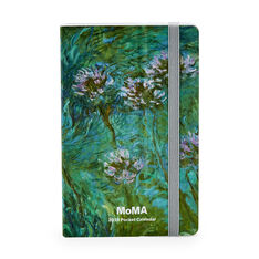 2019 MoMA Pocket Calendar in color
