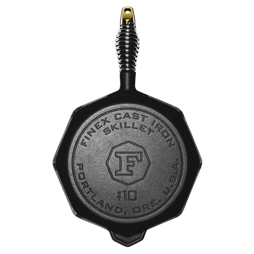 Finex Cast Iron Skillet in color