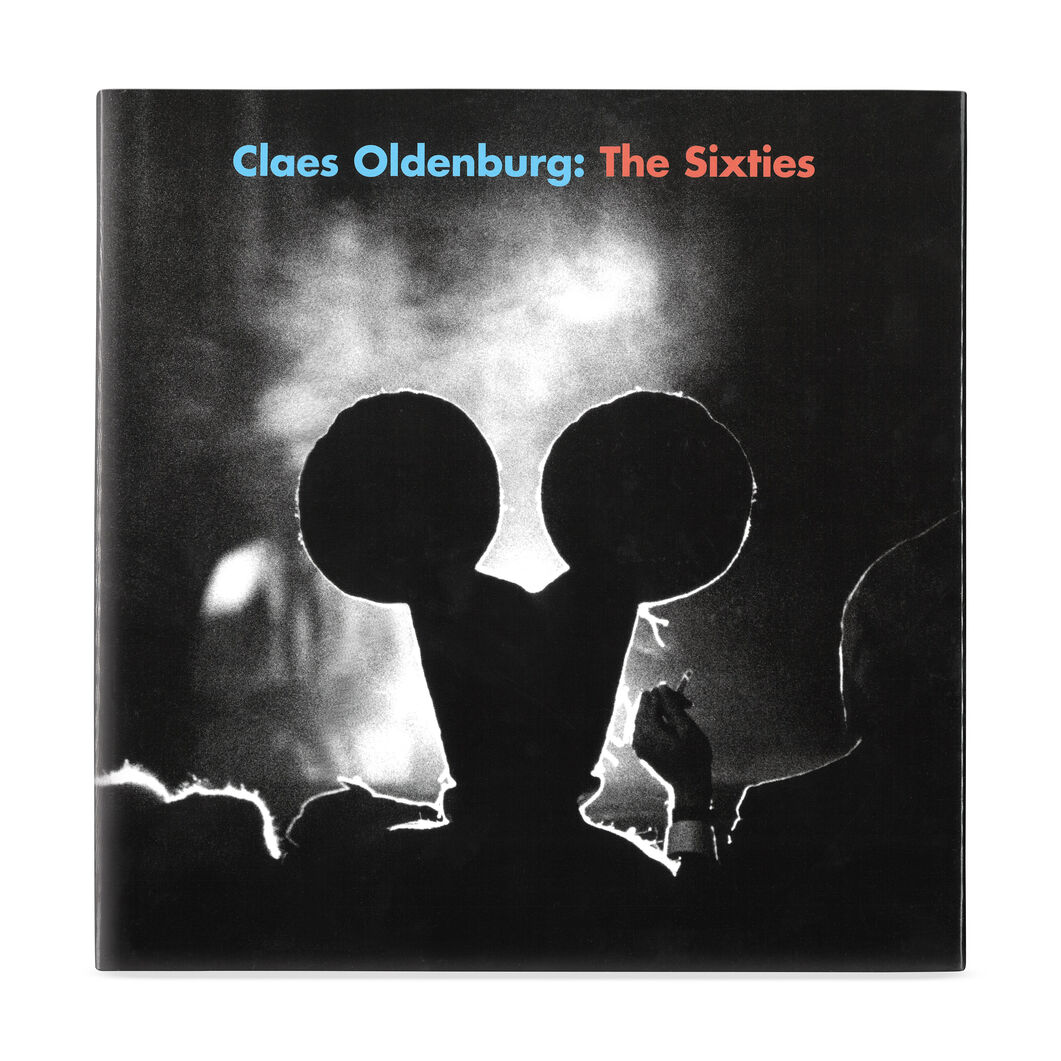 Claes Oldenburg: The Sixties in color