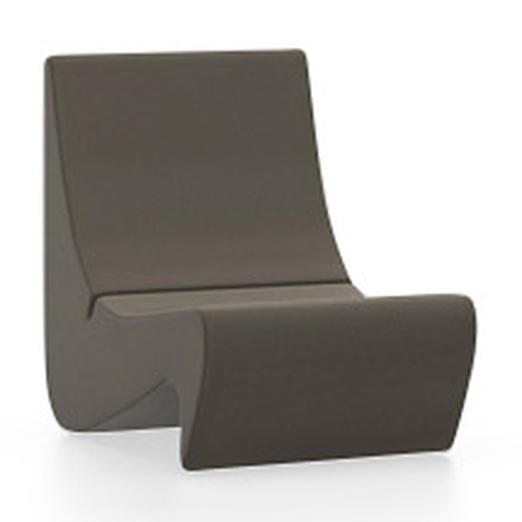 Amoebe Chair in color Brown