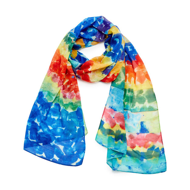 Alma Woodsey Thomas Scarf in color