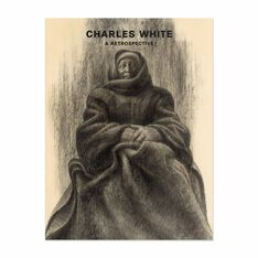 Charles White: A Retrospective - Hardcover in color