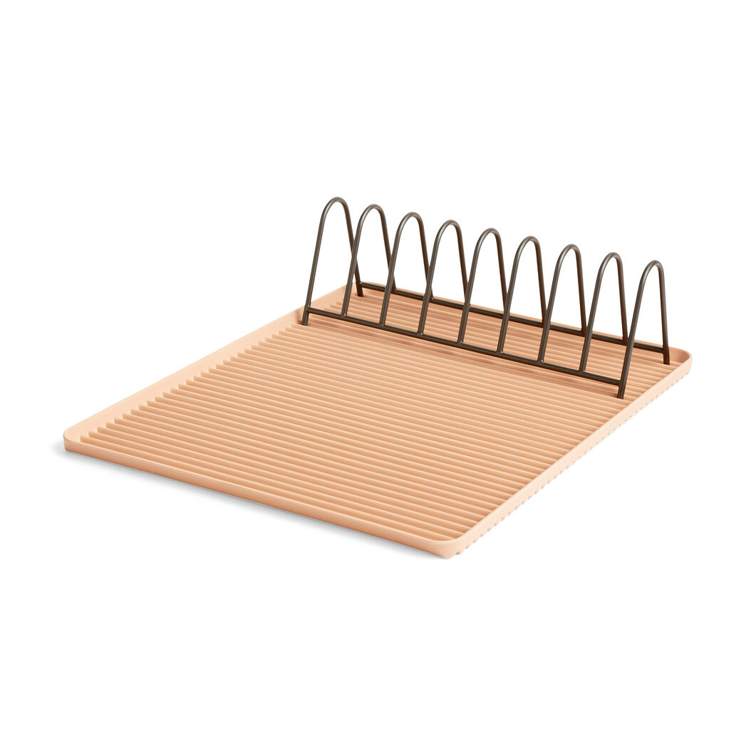 HAY Dish Drainer Tray in color Powder