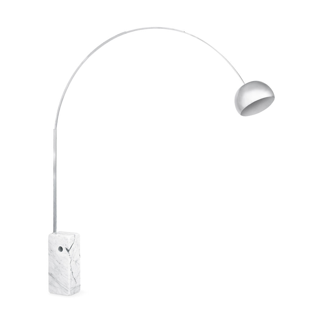Arco Floor Lamp in color