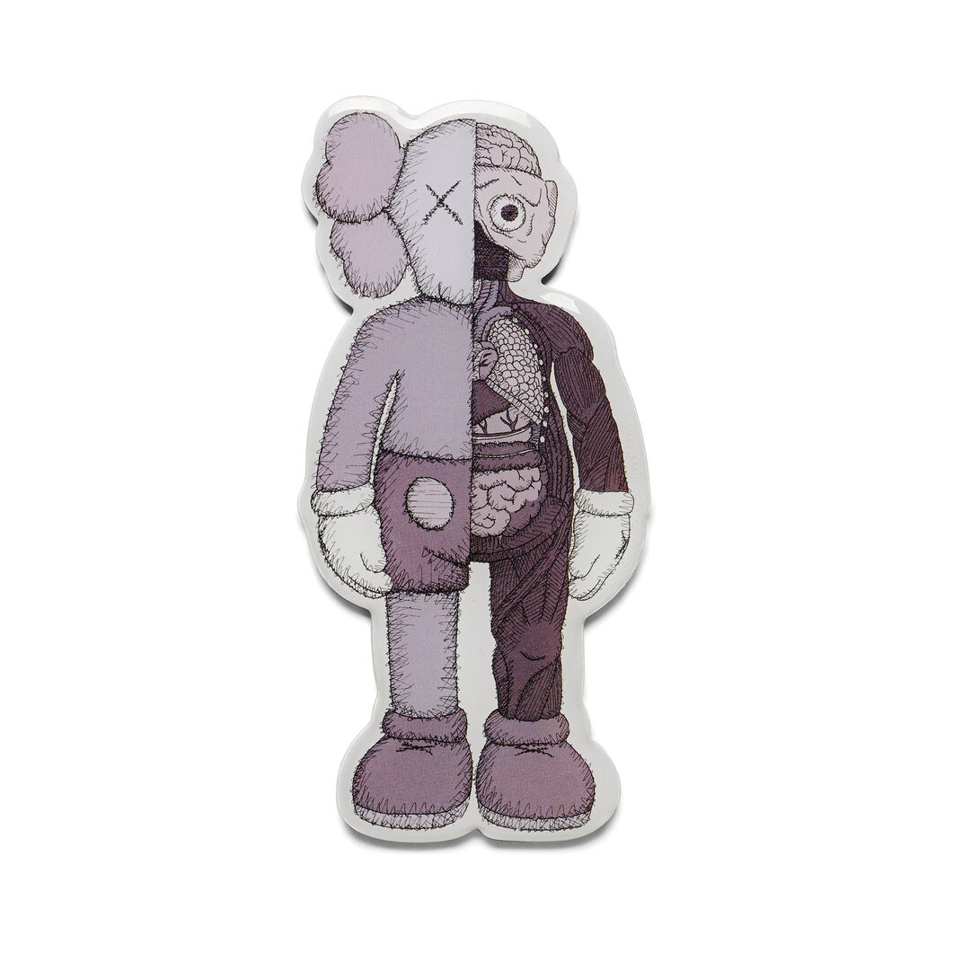 KAWS Magnets - Set of 3 in color FLAYED