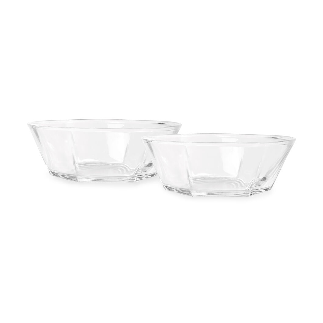 Lucent Bowls - Set of 2 in color