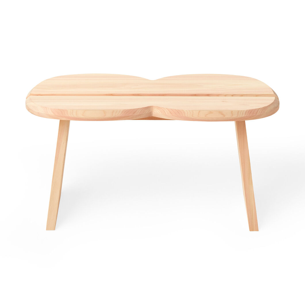 Hinoki Stool in color