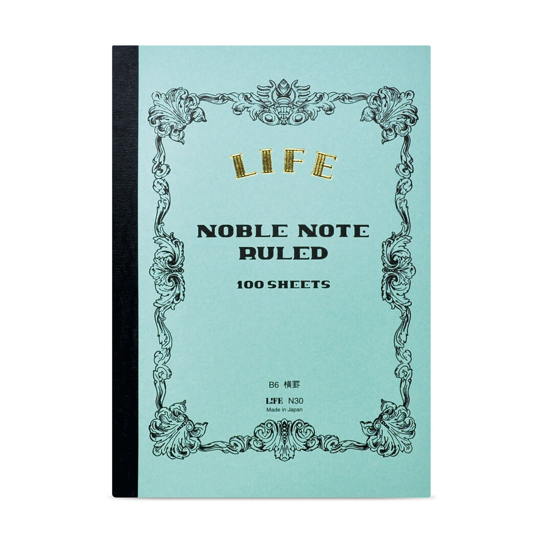 Life Medium Noble Notebook in color
