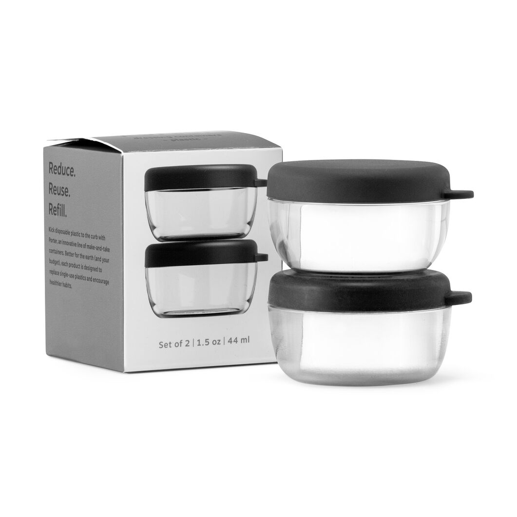 Porter Seal Tight Condiment Containers - Set of 2 in color