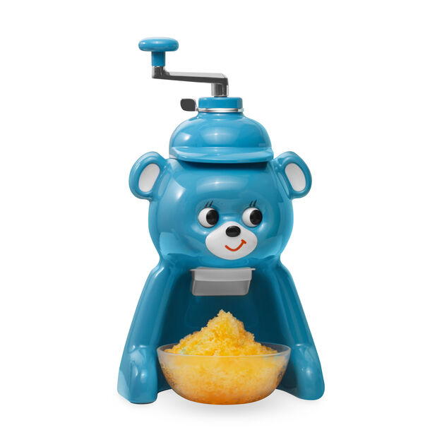 Bear Ice Shaver in color Blue