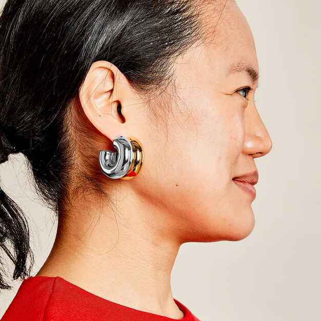 Uncommon Matters Billow Earrings in color