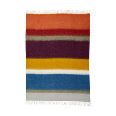 Matisse Mohair & Wool Throw in color