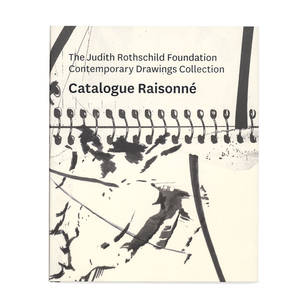 The Judith Rothschild Foundation Catalogue Raisonné (HC) in color