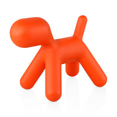 Eero Aarnio Puppy in color Orange