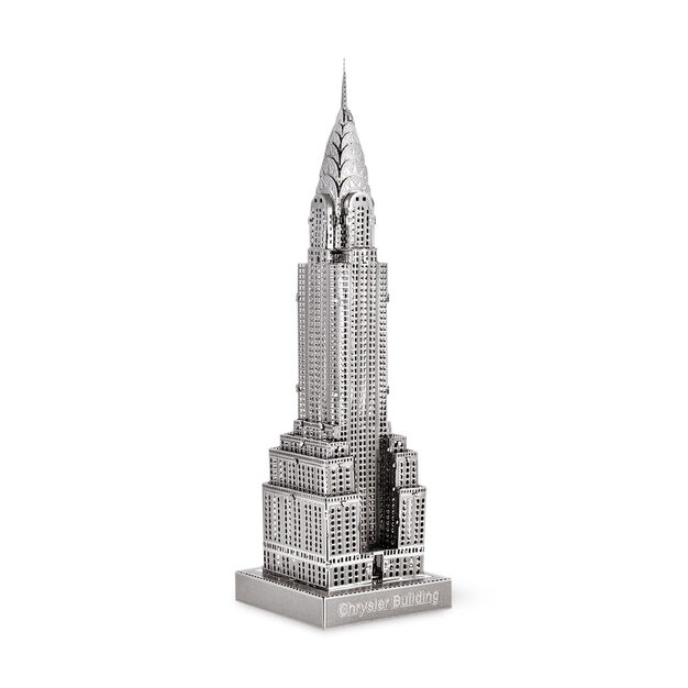 NYC 3D Model Kits in color Chrysler