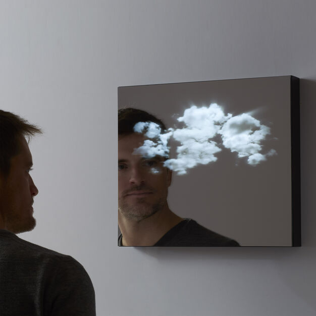 Lucid Mirror - Clouds in color CLOUD
