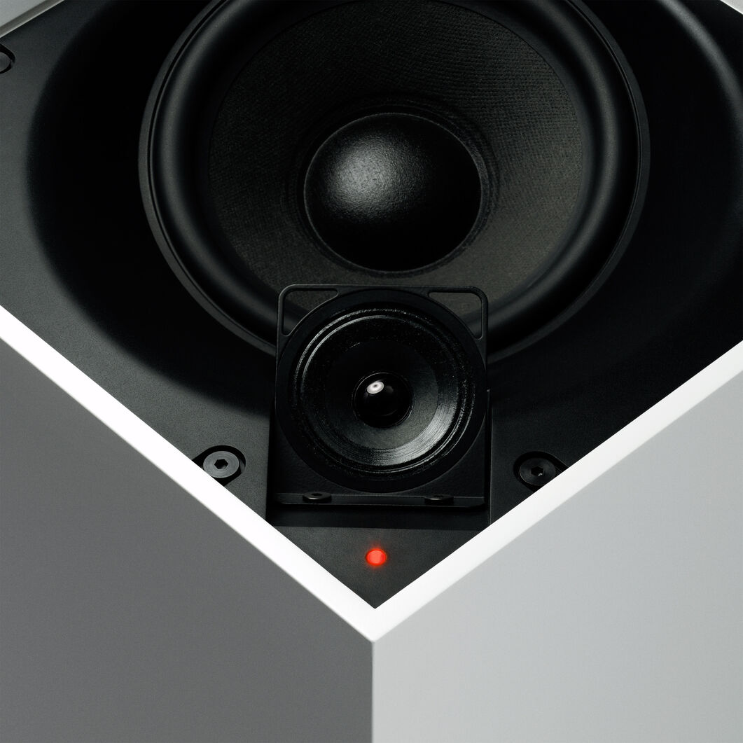 OD-11 Cloud Speaker in color White