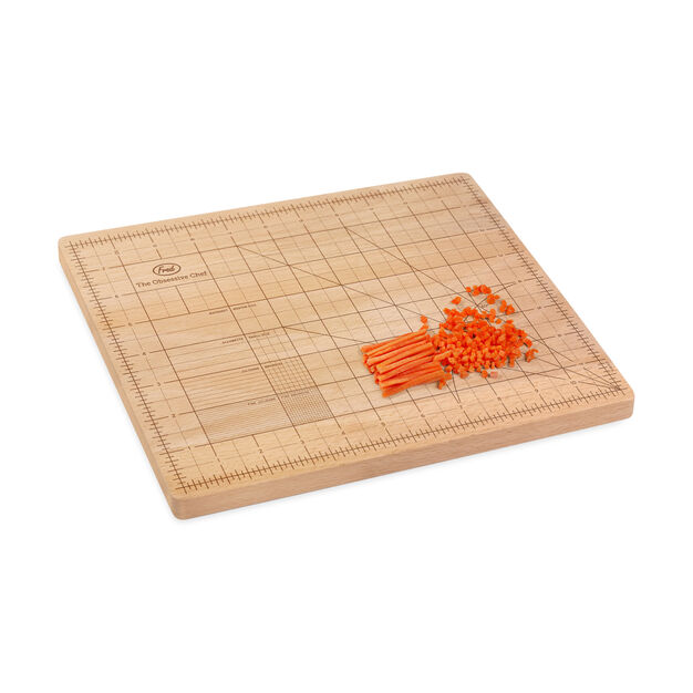 The Obsessive Chef Cutting Board in color