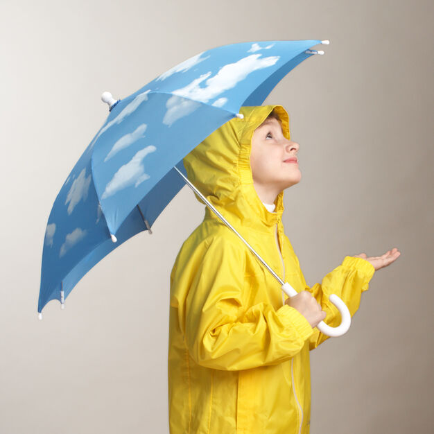 Kids' Sky Umbrella in color